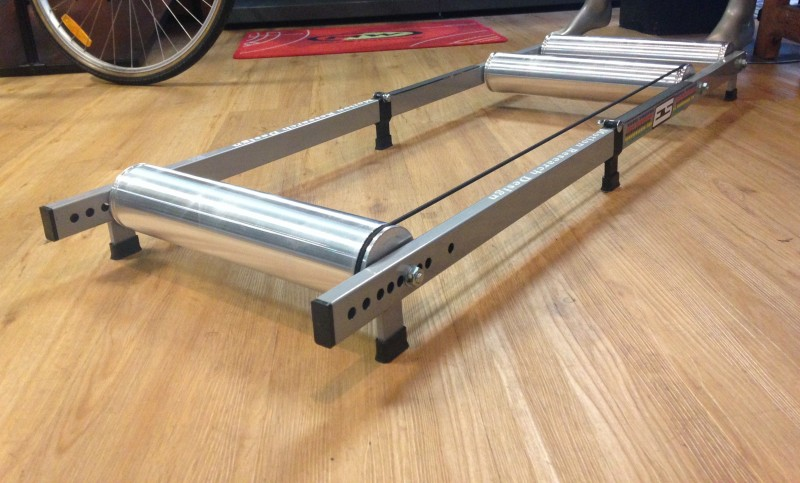 ES Alloy Folding Rollers