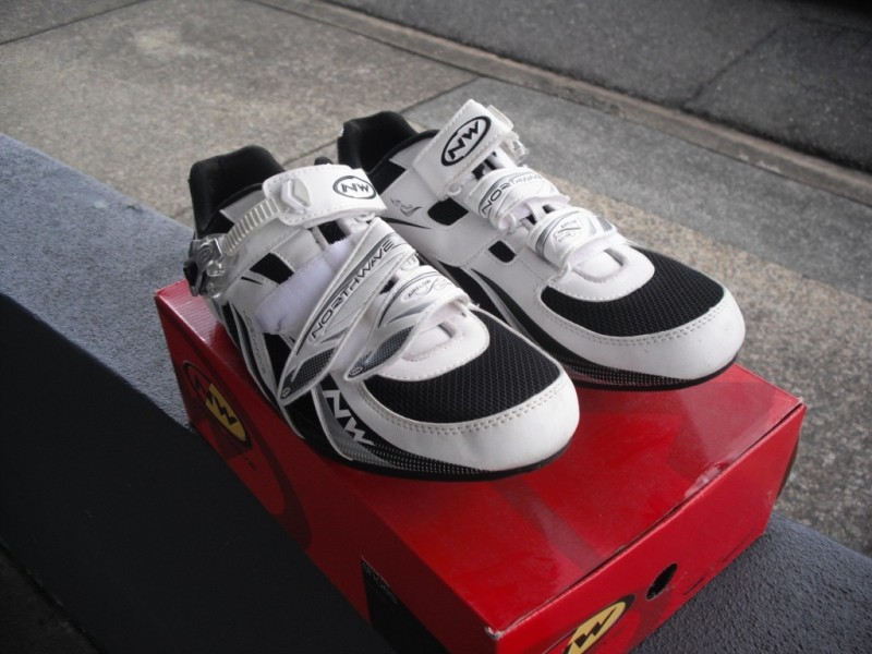 Northwave Fighter SBS Shoes White
