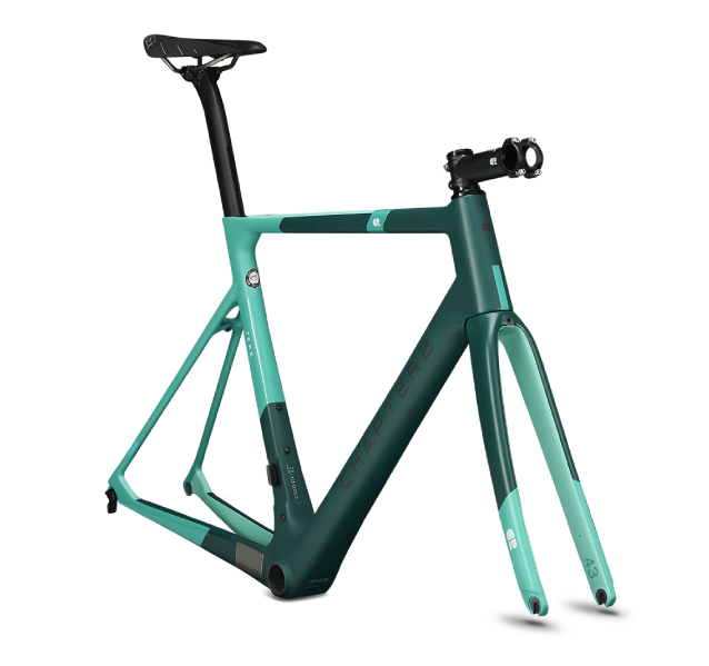 CHAPTER2 Tere Geen & Aqua Limited Edition Rim Frameset