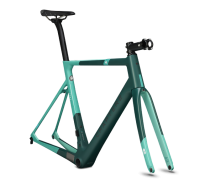 CHAPTER2 Tere Green & Aqua Disc Limited Edition Frameset