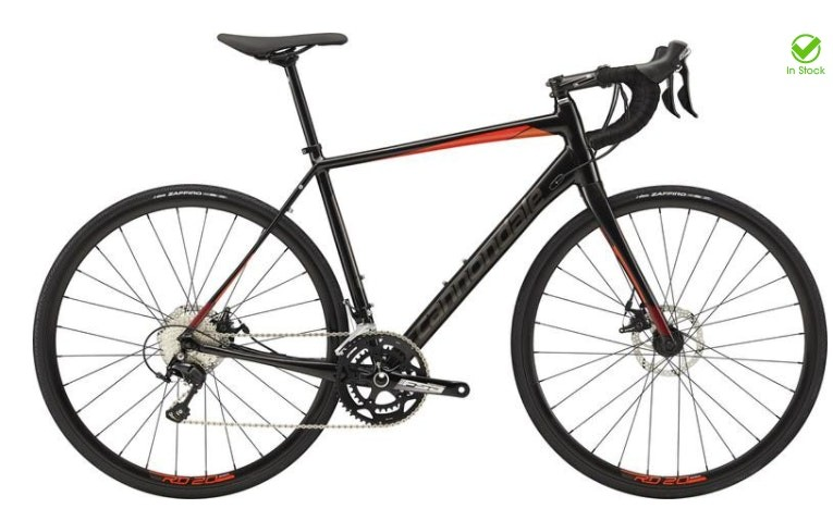 2018 Cannondale Synapse Disc 105