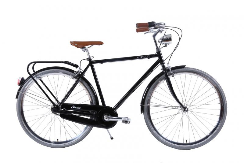 NIXEYCLES - Classic - Mens Vintage Style Cruiser Bike