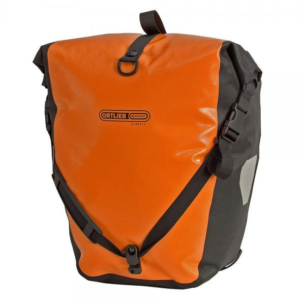 Ortlieb Back-Roller Classic Bicycle Pannier - Orange
