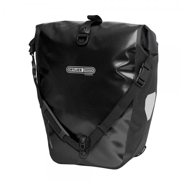 Ortlieb Back-Roller Classic bicycle pannier - Black