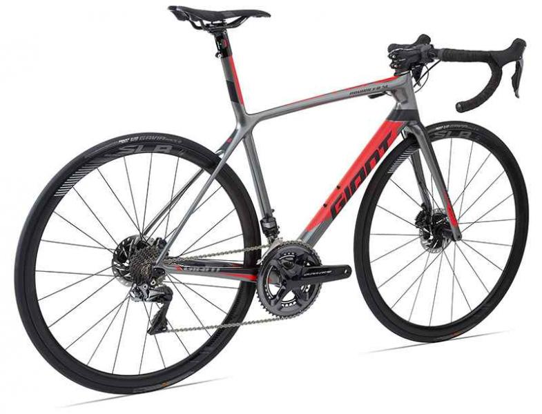 Giant TCR Advanced SL 0 Disc 2018