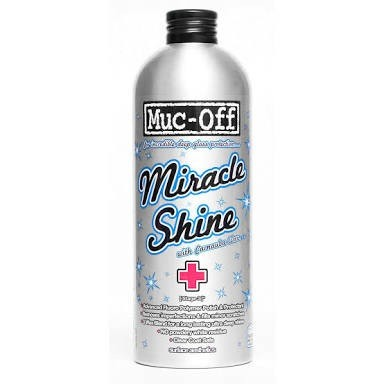 Miracle Shine with Carnauba Wax 500ml