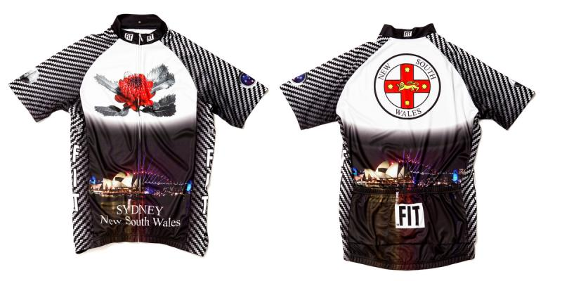 New South Wales Cycling Jersey