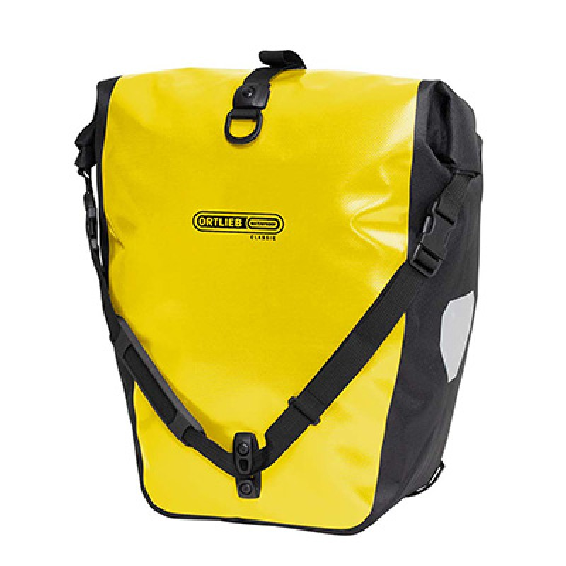 Ortlieb Back-Roller Classic Bicycle Pannier - Yellow