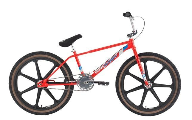 "24"" Haro 1985 FST Freestyle tribute bike"