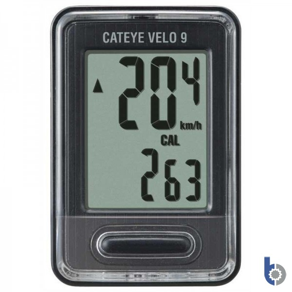 CatEye Velo 9 Wired Computer