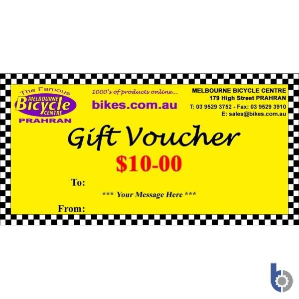 Gift Voucher - $10