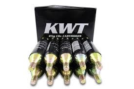 KWT 16g  Co2 Cartridges