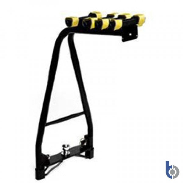 Pacific A-Frame 4 Bike Straight Base Carrier - Towball Mount