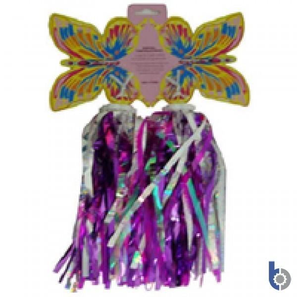 Grip Streamers - Butterflies & Sequins