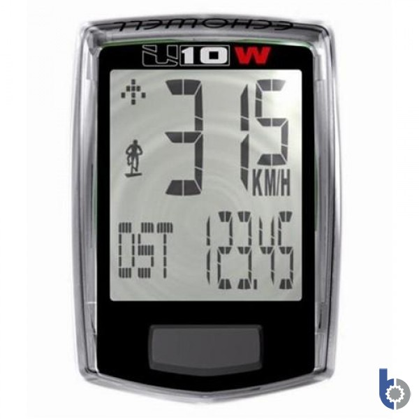 Echowell U10W Wireless Precision Waterproof Cycling Computer