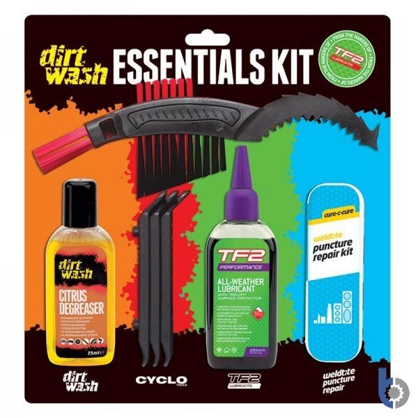 Weldtite Dirtwash Bike Essentials Kit
