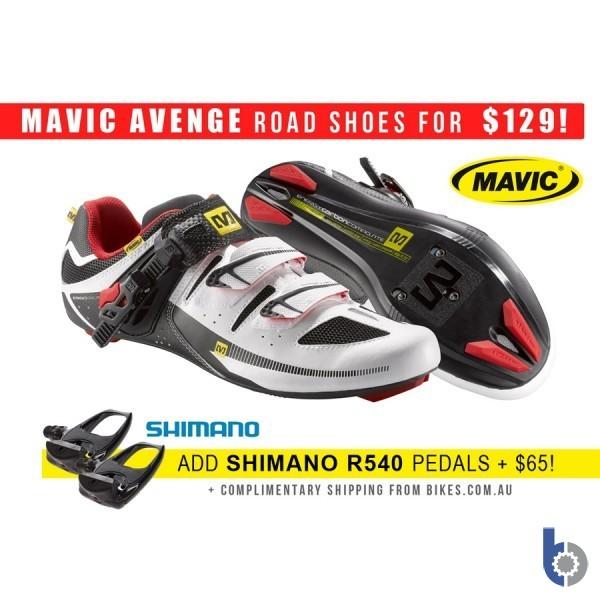 Mavic Avenge Road Shoes