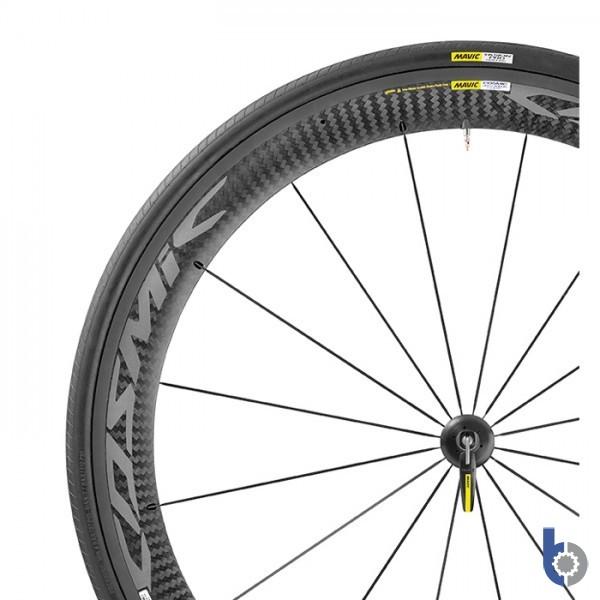 2016 Mavic Cosmic Pro Carbone Exalith 25C Road Wheelset