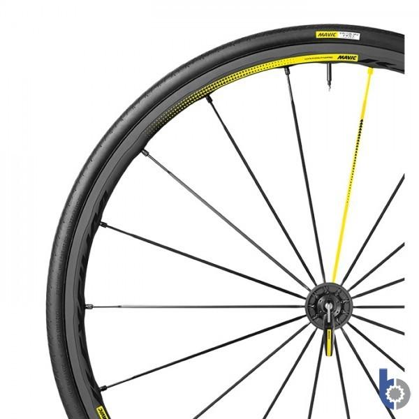 2016 Mavic Ksyrium Pro Exalith SL Road Wheelset