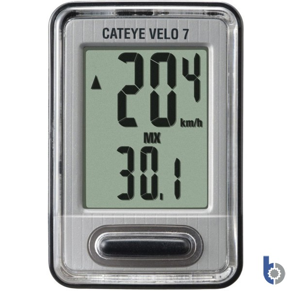 CatEye Velo 7 Wired Computer