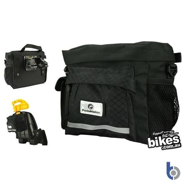 Pedal Nation Baby Seat / Handlebar Bag