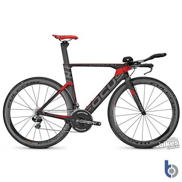 2015 Focus Izalco Chrono Max 1.0 Road TT Bike