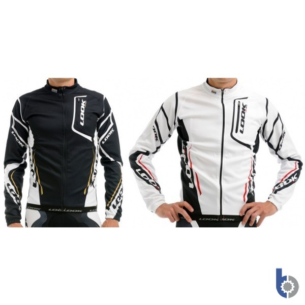 Look 2011 Pro Team Maillot HML Long Sleeve Jersey