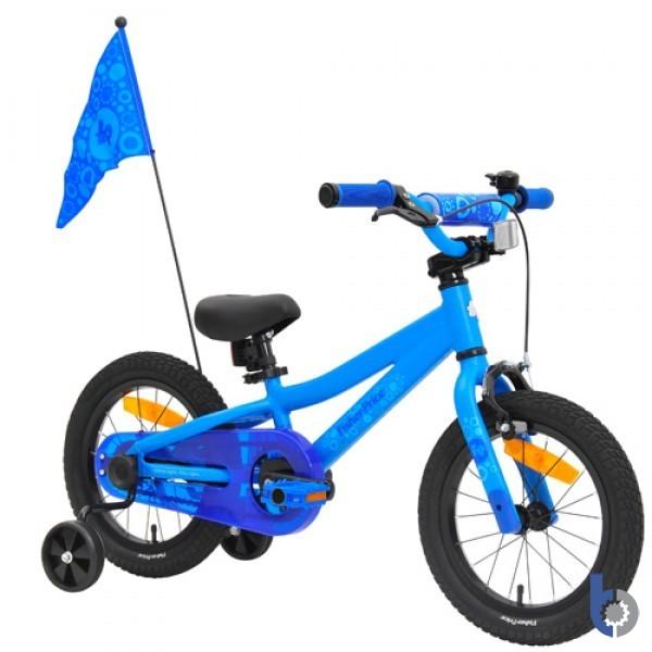 "Fisher Price 14"" Alloy Bike"