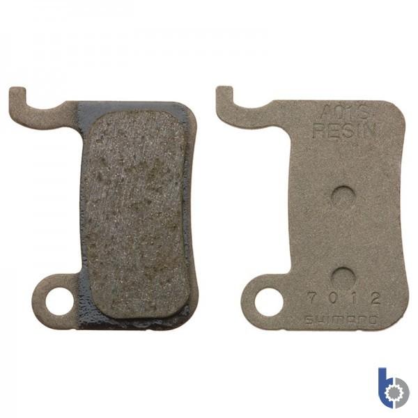 Shimano A01S Disc Brake Pads - Organic Semi Metal
