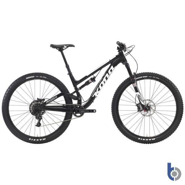 2016 Kona Process 111   Dual Suspension Mountain Bike
