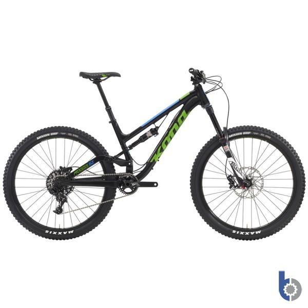 2016 Kona Process 153 Deluxe | Dual Suspension Mountain Bike