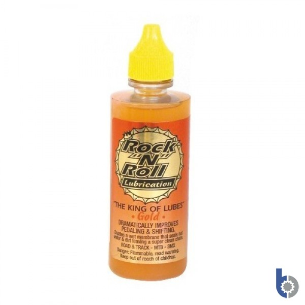 Rock N Roll Gold Bicycle Lubricant 117ml