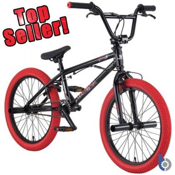 2016 Haro Downtown DLX   Freestyle BMX Bike