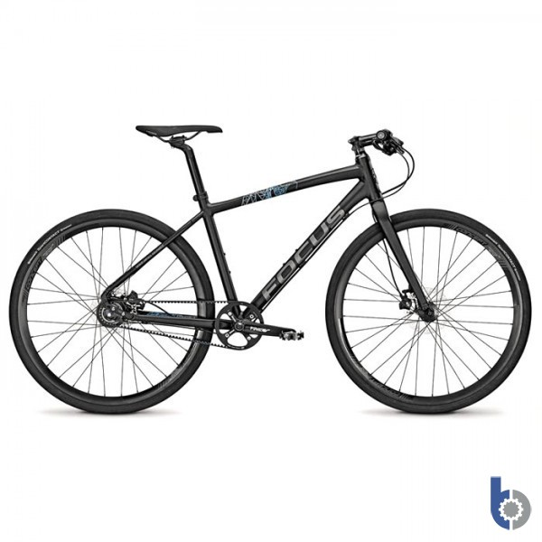 2016 Focus Planet 1.0 Belt Urban Bike