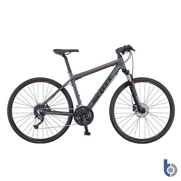 2016 Scott Sub Cross 40 Hybrid Bike