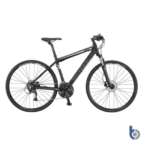 2016 Scott Sub Cross 50 Hybrid Bike