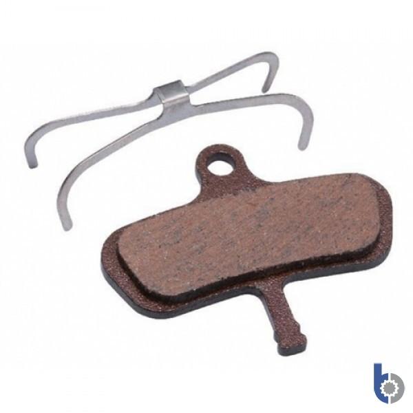 Baradine Avid Code 5 Disc Brake Pads - Organic Semi Metal