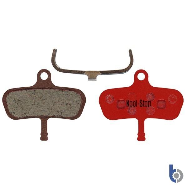 Kool-Stop Avid Code 5 Disc Brake Pads - Organic Semi Metal