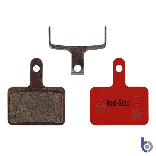 Kool-Stop Shimano Deore Mechanical & Tektro Auriga Disc Brake Pads - Organic Semi Metal