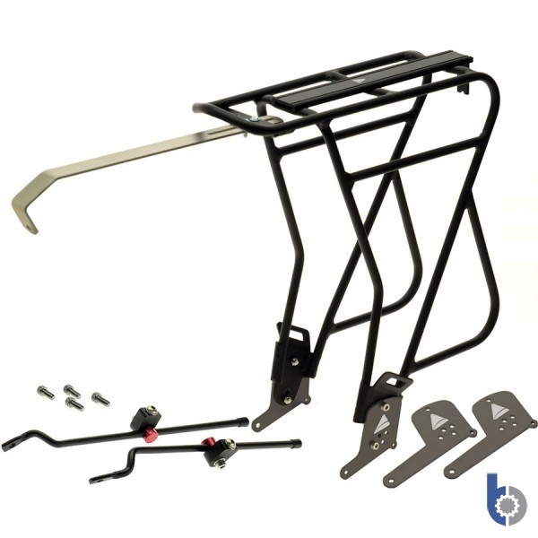 Axiom Journey MK3 Aluminium Universal Fit Rear Rack