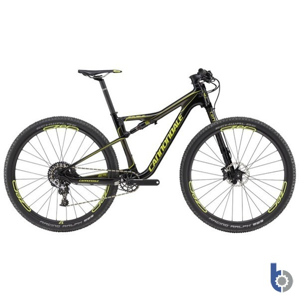 2017 Cannondale Scalpel Si Carbon 2 XC Race Mountain Bike