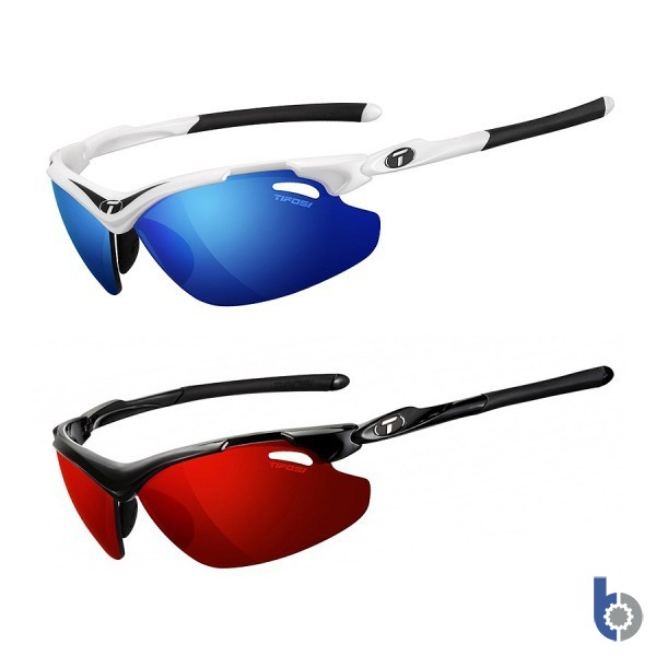 Tifosi Tyrant 2.0 Cycling and Sport Interchangeable Lense Sunglasses