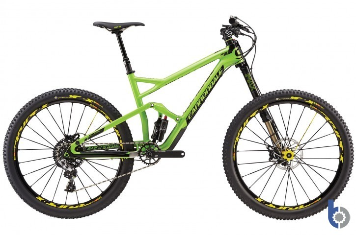 Cannondale Jekyll Carbon 1 2016