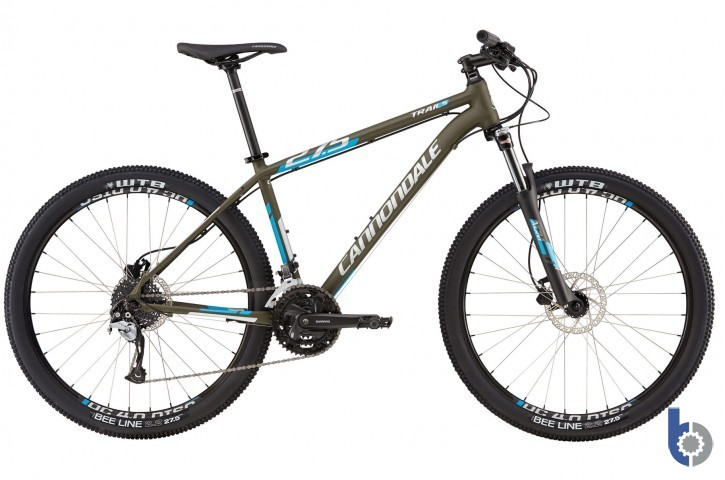Cannondale Trail 5 2016