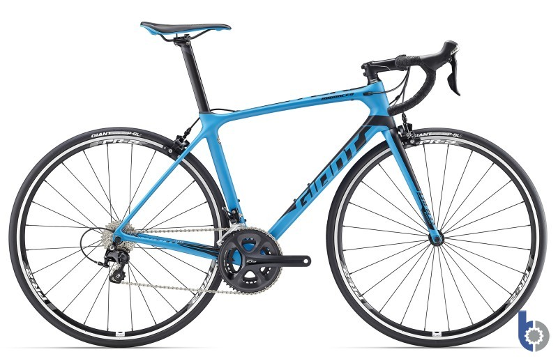 2017 Giant TCR Advanced 2