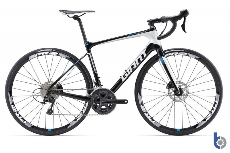 GIANT DEFY ADVANCED 2 2017