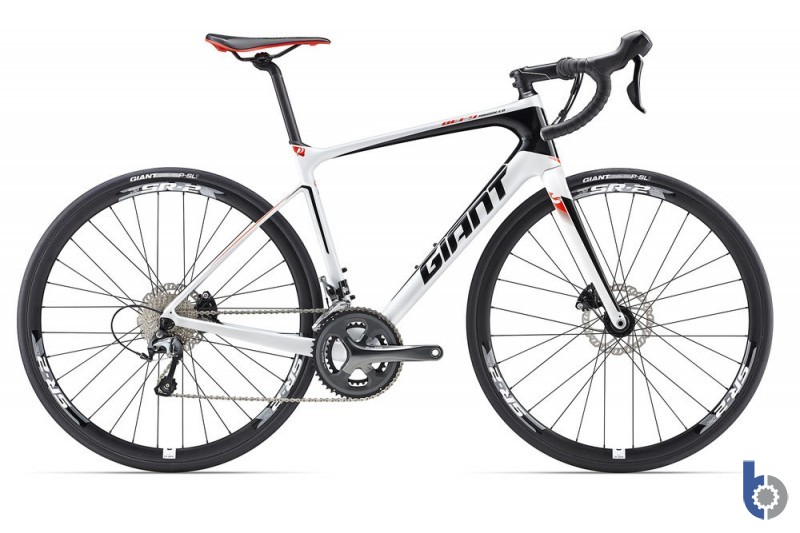 GIANT DEFY ADVANCED 3 2017