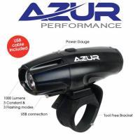 Azur USB 1K 1000 Lumen Headlight