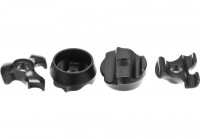 Specialized Pave Clamp Black 7 or 9mm