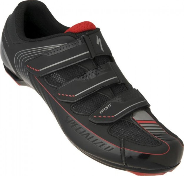 Specialized Shoe Sport Road Black / Red 42